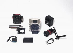 Kinefinity Terra 4k Core Package accessories
