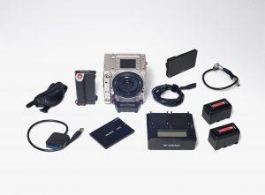 Kinefinity Terra 4K Handheld Package accessories