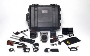 Kinefinity Terra 4k Production Package accessories
