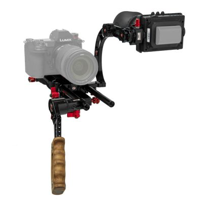 Zacuto ACT Cageless Recoil Rig Main Picture