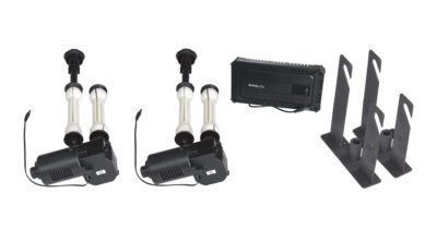 Nanlite backdrop elevator support kit two axle